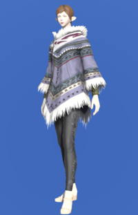 Model-Serge Poncho-Female-Elezen.png