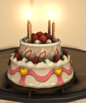 Nameday Cake - Gamer Escape: Gaming News, Reviews, Wikis ...