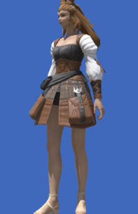 Model-Ramie Doublet of Crafting-Female-Viera.png
