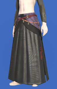 Model-Ruby Cotton Longkilt-Male-Elezen.png