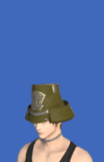 Model-Ul'dahn Soldier's Cap-Male-Hyur.png