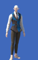 Model-Valentione Forget-me-not Waistcoat-Male-Elezen.png