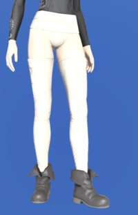 Model-Forager's Shoes-Female-Elezen.png