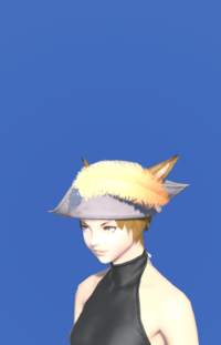 Model-Aetherial Felt Cavalier's Hat-Female-Miqote.png