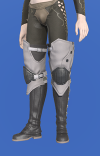 Model-Royal Volunteer's Thighboots of Healing-Male-Elezen.png