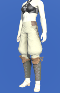 Model-Velveteen Sarouel of Gathering-Female-Roe.png