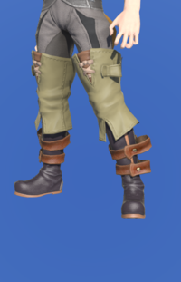 Model-Ivalician Archer's Boots-Male-Miqote.png