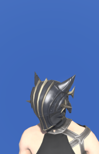 Model-Sky Pirate's Helm of Maiming-Male-Miqote.png