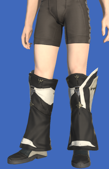 Model-Alexandrian Boots of Casting-Male-Hyur.png