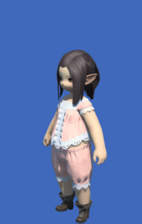 Model-Obsolete Android's Boots of Healing-Female-Lalafell.png