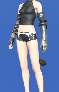 Model-Prototype Gordian Armguards of Scouting-Female-Miqote.png
