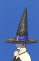 Model-Serpentskin Hat of Casting-Female-Hyur.png