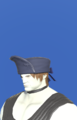 Model-Sharlayan Emissary's Cap-Male-Roe.png