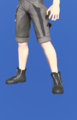 Model-Strife Boots-Male-Miqote.png