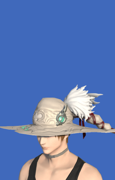 Model-True Linen Hat of Healing-Male-Hyur.png