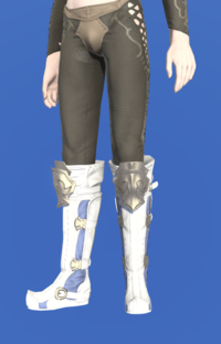 Model-Wyvernskin Boots of Maiming-Male-Elezen.png