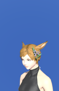 Model-Black Lily of the Valley Corsage-Female-Miqote.png