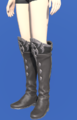 Model-Carborundum Boots of Aiming-Female-Hyur.png