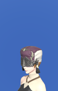 Model-Chimerical Felt Cap of Scouting-Female-Hyur.png