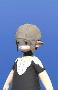 Model-Dated Hempen Coif (Brown)-Male-Lalafell.png