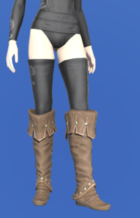 Model-Dodore Boots-Female-Elezen.png