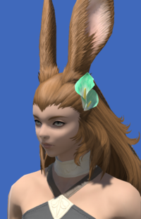 Model-Green Arum Corsage-Female-Viera.png
