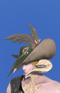 Model-Orthodox Tricorne of Scouting-Male-AuRa.png