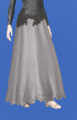 Model-True Linen Skirt of Fending-Female-Elezen.png