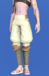 Model-Velveteen Sarouel of Gathering-Male-AuRa.png
