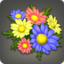 Rainbow Daisy Corsage Icon.png