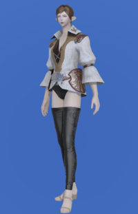 Model-Aetherial Woolen Shirt-Female-Elezen.png