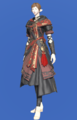 Model-Ala Mhigan Tunic of Scouting-Female-Elezen.png