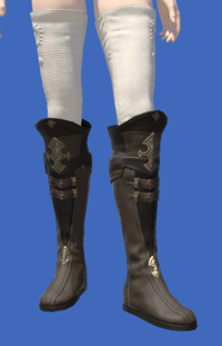 Model-Atrociraptorskin Boots of Crafting-Female-Elezen.png
