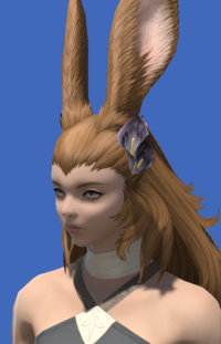 Model-Black Arum Corsage-Female-Viera.png