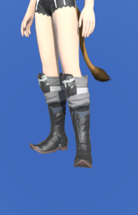 Model-Royal Volunteer's Boots of Striking-Female-Miqote.png