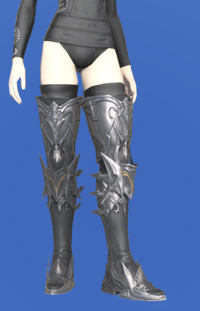 Model-Abyss Sollerets +1-Female-Elezen.png