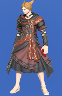 Model-Ala Mhigan Tunic of Scouting-Male-Miqote.png