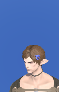 Model-Blue Viola Corsage-Male-Elezen.png