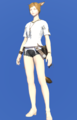 Model-Linen Survival Shirt-Female-Miqote.png