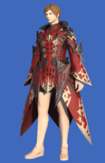 Model-Replica High Allagan Coat of Aiming-Male-Hyur.png