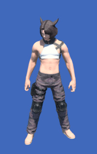 Model-Obsolete Android's Trousers of Scouting-Male-Miqote.png