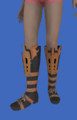 Model-Replica Sky Rat Ironclad Boots of Aiming-Female-Viera.png