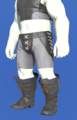 Model-Sharlayan Emissary's Boots-Male-Roe.png
