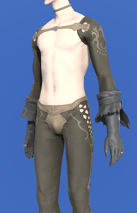 Model-Antiquated Seventh Hell Gloves-Male-Elezen.png