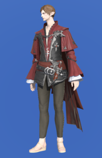 foto de Coat of the Red Thief Gamer Escape: Gaming News Reviews