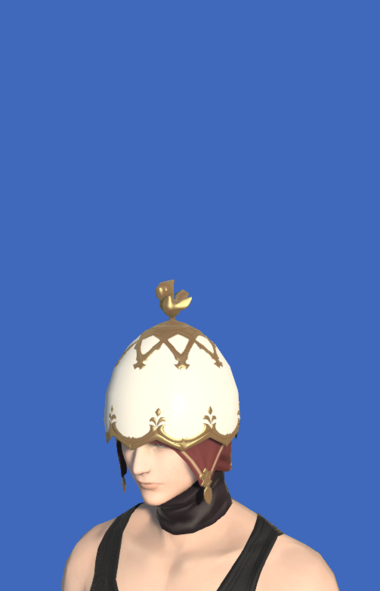 Model-Chocobo Egg Cap-Male-Hyur.png