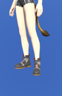 Model-Dinosaur Leather Shoes-Female-Miqote.png