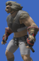 Model-Ala Mhigan Fingerless Gloves of Scouting-Male-Hrothgar.png