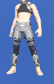 Model-Augmented Lost Allagan Pantaloons of Scouting-Male-Miqote.png