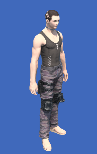 Model-Obsolete Android's Trousers of Scouting-Male-Hyur.png
